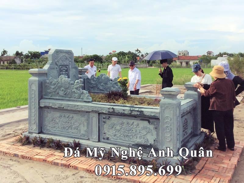 Mo da xanh reu cao cap Anh Quan