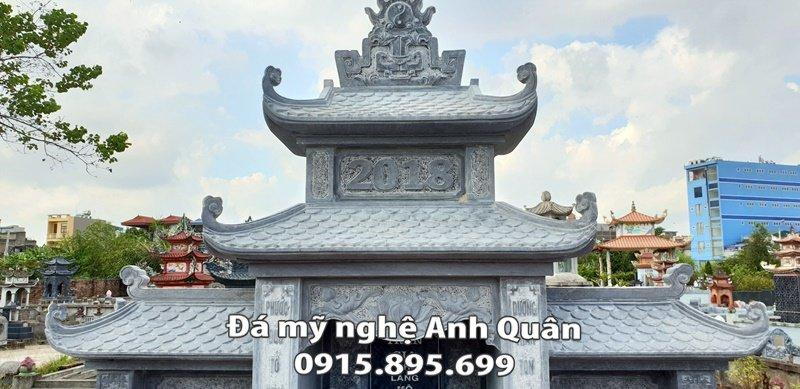 101 Chi tiet mai ngoi chieu cua Lang tho da (Long dinh da)