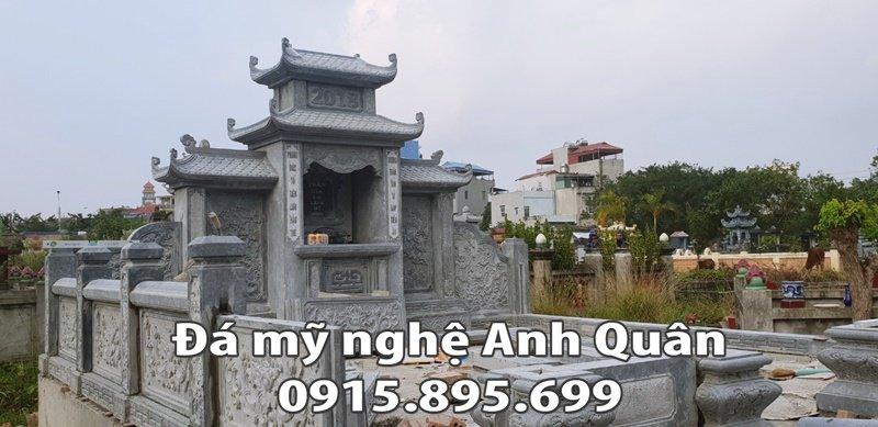 161 Lang tho da cua Lang mo da xanh reu cao cap nam 2019