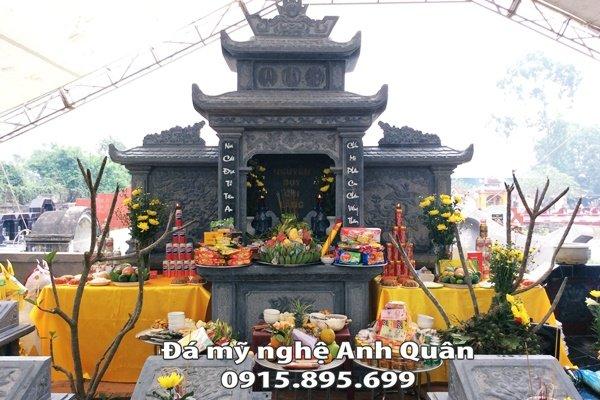 51 Mau Long dinh da - Lang tho da nha Anh Trung dep