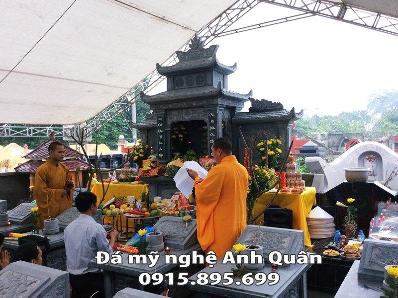 52 Long dinh da cua Khu lang mo da DEP tai Ha NOi