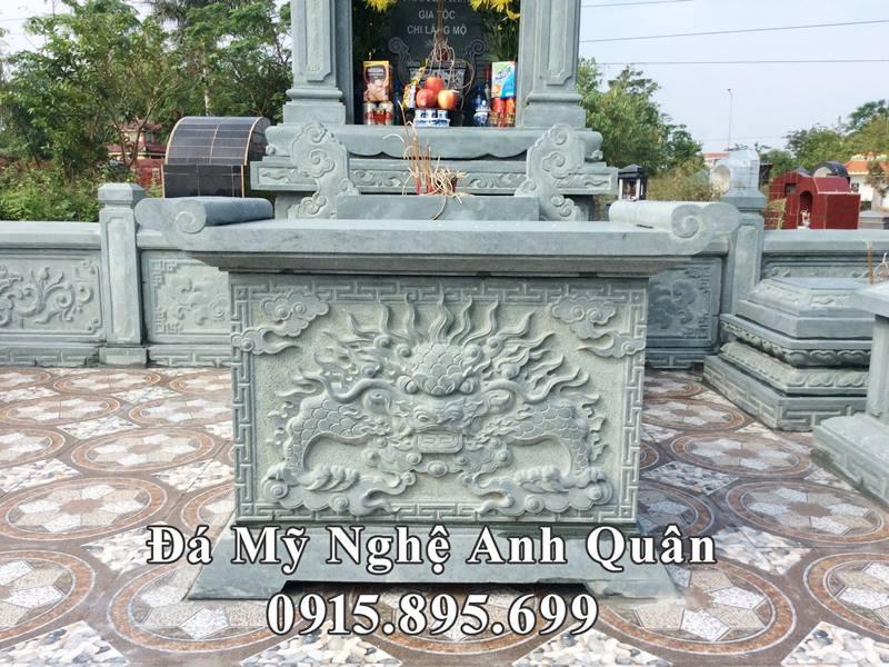 Bàn thờ lễ đẹp tại Khu lăng mộ đẹp