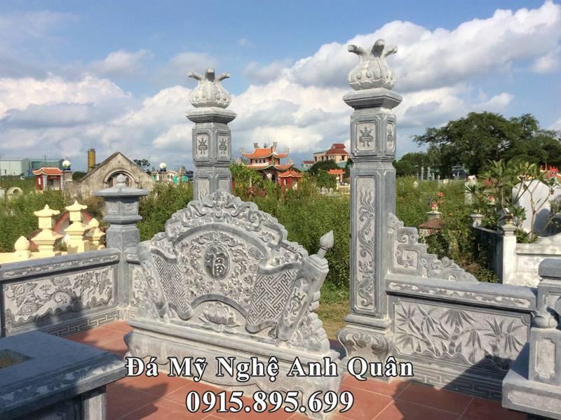 Mẫu Cuon Thu Da DEP cho Khu Lăng Mộ Đá tại Nam Định được thi công, lắp đặt năm 2018.