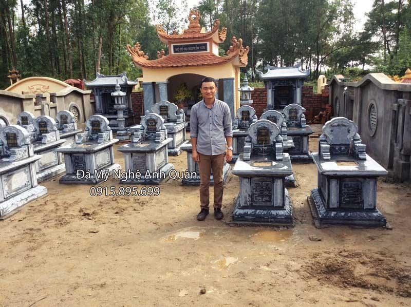 Bao gia Lang mo da tai Ninh Binh