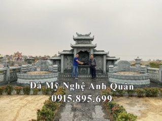 Xây dựng Khu Lăng mộ đá cho Gia đình Chủ tịch Thép Việt Nhật (VJS Group) Đặng Việt Bách tại Hải Phòng