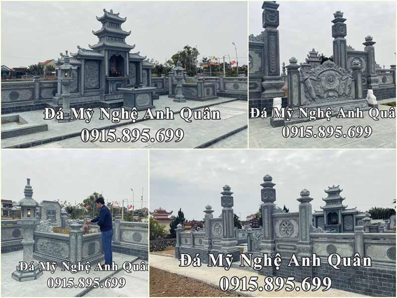 Xây Lăng mộ cho Gia đình, dòng họ là Tri ân đấng sinh thành, giá trị lưu truyền cho con cháu muôn đời!