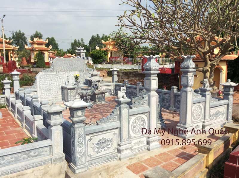 Mau Lang mo da gia dinh Anh Chung - Viet Tri