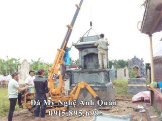 Văn khấn cúng lễ tạ mộ đá, lăng mộ đá khi xây, sửa mộ và hoàn thổ