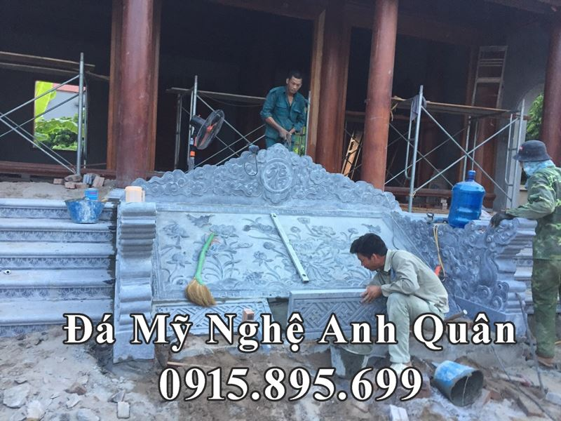 Lam Chieu da va Rong da cho Nha tho ho