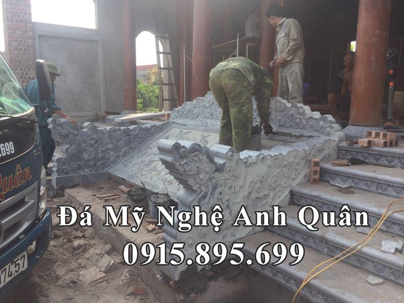 Mau Rong da cho Nha tho ho
