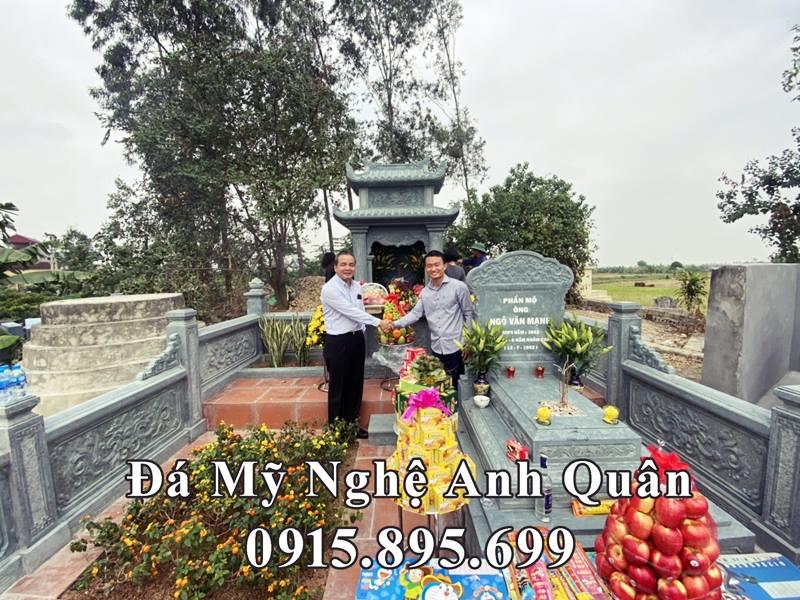 Khu Lăng Mộ Đá của Nhạc phụ Chủ tịch Tâp Đoàn Long Giang Land Anh Lê Hà Giang