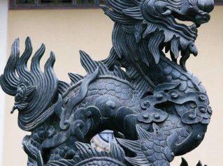 Hình tượng và ý nghĩa hình thú con Lân – Lăng Mộ Đá Đẹp Anh Quân