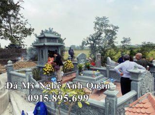 [Video] Giới thiệu chi tiết khu Lăng mộ đá ĐẸP của gia đình Ông Lê Hà Giang