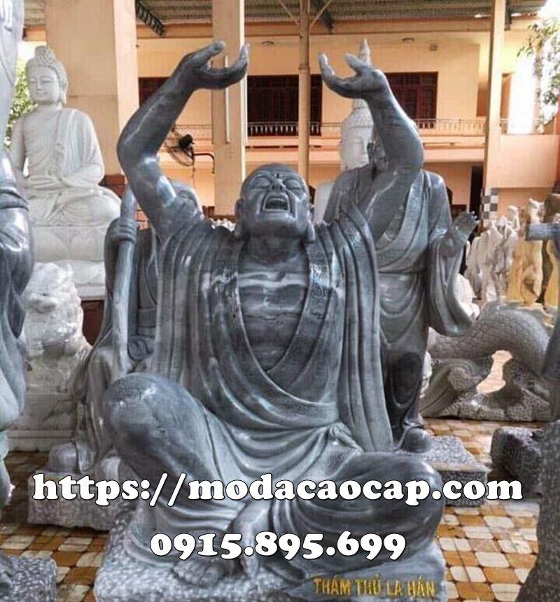 10 La Han Tham Thu