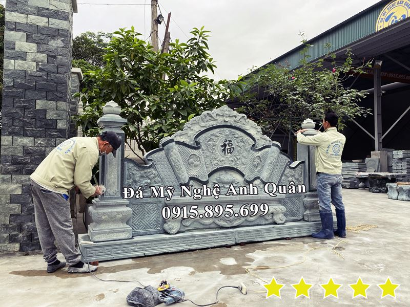 Dat Tac Mon Da Phong thuy Cho Nha tho ho