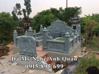 Xây dựng Khu Lăng Mộ Đá xanh rêu chôn cất một lần tại Thái Thụy, Thái Bình