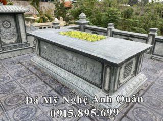 [2021+] Mẫu Lăng mộ đá, Mộ đá đẹp Anh Quân Ninh Bình