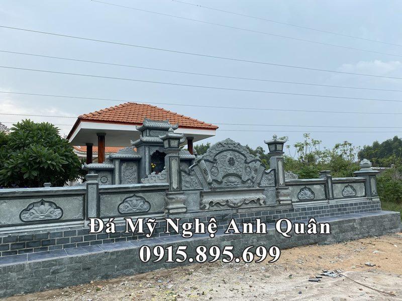Lan Can Da va Binh Phong Da chan phong