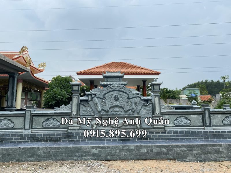 Mau Cuon Thu Da - Binh Phong Da Ngu phuc lam mon