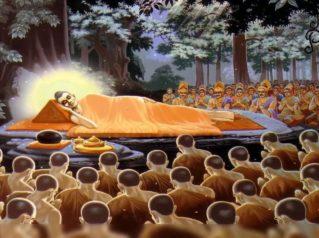 Những lời dạy cuối cùng của Đức Phật – Lăng Mộ Đá ĐẸP Anh Quân