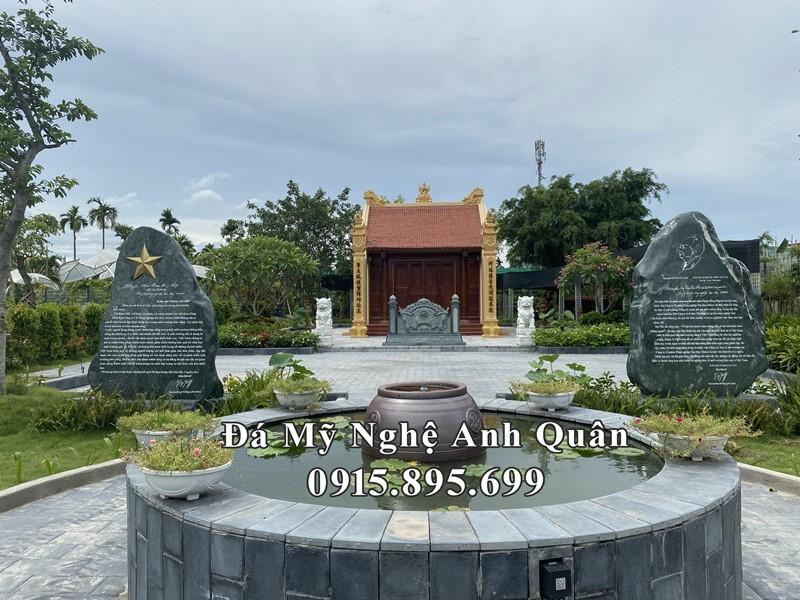 Hinh anh Khu tuong niem Dai tuong Vo Nguyen Giap