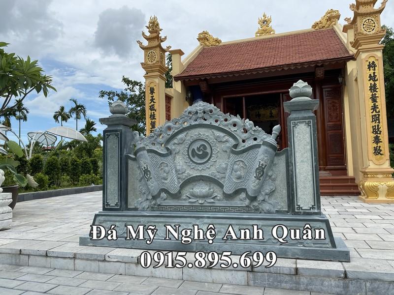 Lam Binh phong da - Tac mon da cho Nha Bia tuong niem Dai tuong Vo Nguyen Giap
