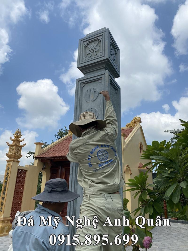 Cot da co khac ghi 2 cau doi y nghia ve Dai tuong Vo Nguyen Giap