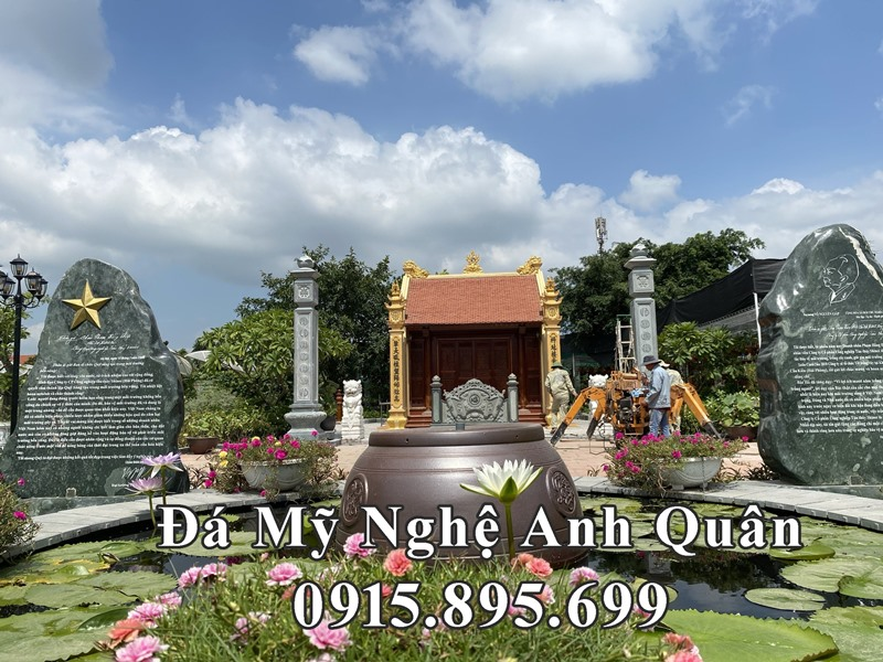 Cot da dep Anh Quan