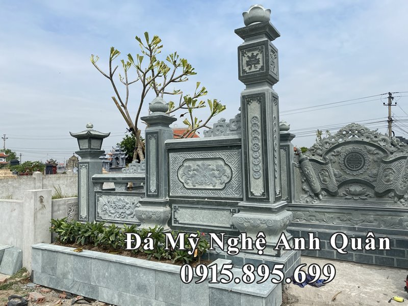 Cot tru da cua Cong vao Lang mo