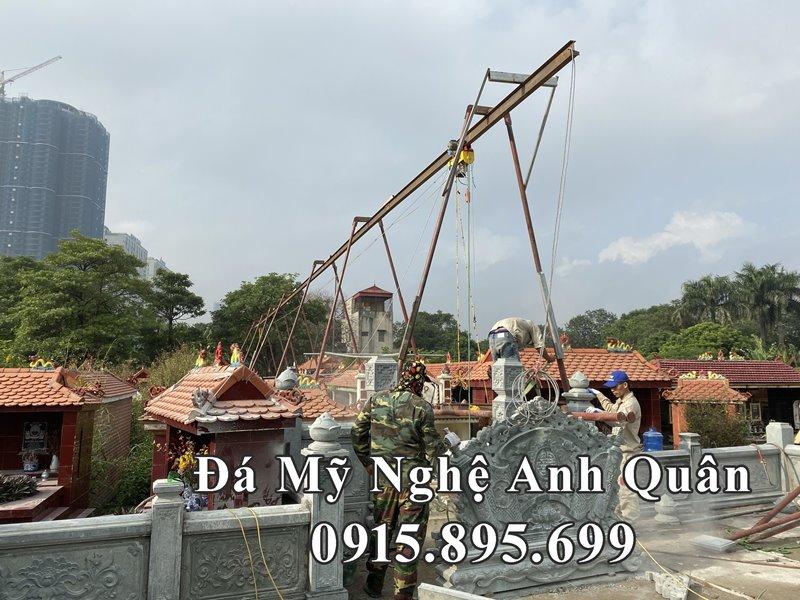 Don vi thi cong - xay dung Lang mo da Hang dau tai Viet Nam hien nay