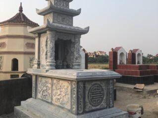 Xây Mộ đá ba mái Đẹp tại Ninh Bình – Lăng mộ đá Anh Quân