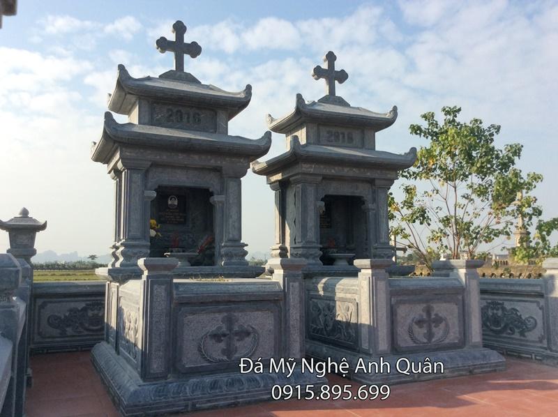 Mau Mo da Cong giao hai mai dep - Mo da Ninh Binh