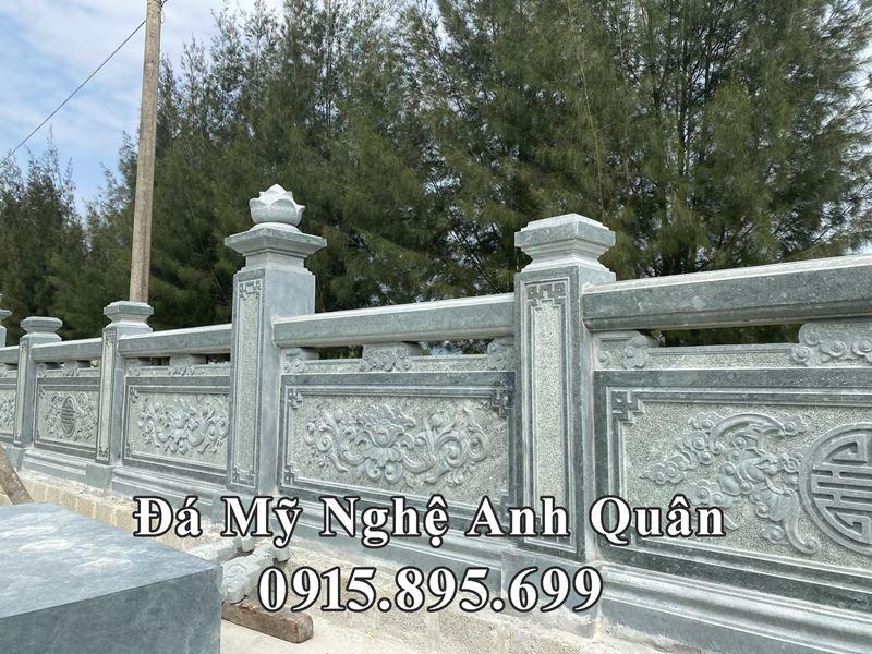He thong tuong rao da - lan can da cao cap