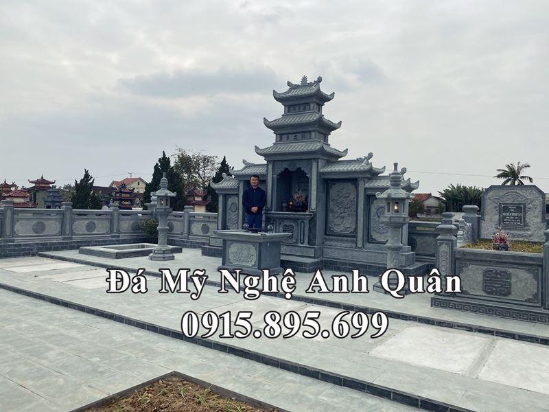 Ninh Bình – Nghệ nhân trẻ Anh Quân, người sở hữu nhiều công trình Lăng mộ đá đẹp nhất hiện nay