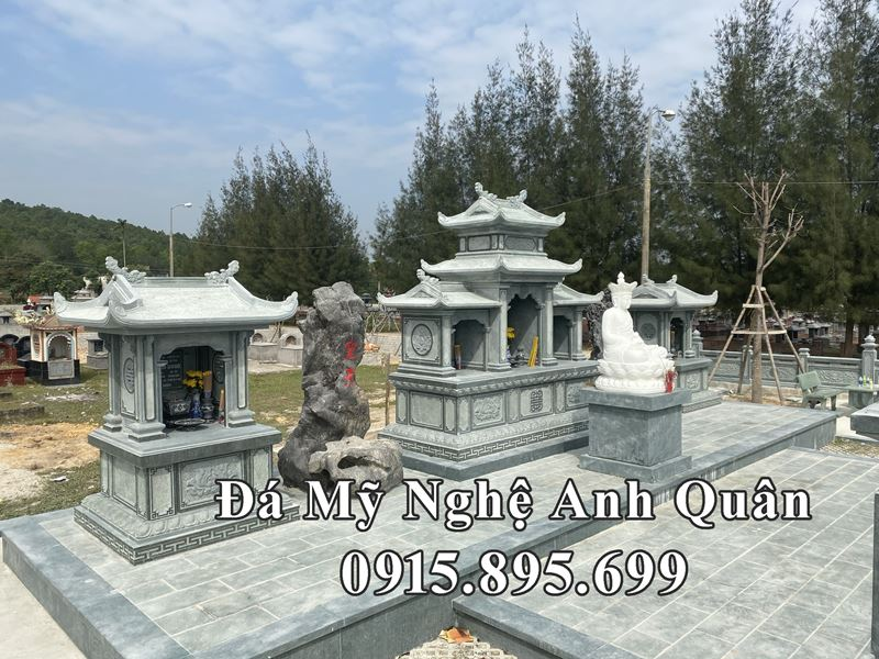 Tong quan Khu Lang mo da xanh reu Granite dep tai Thanh Hoa