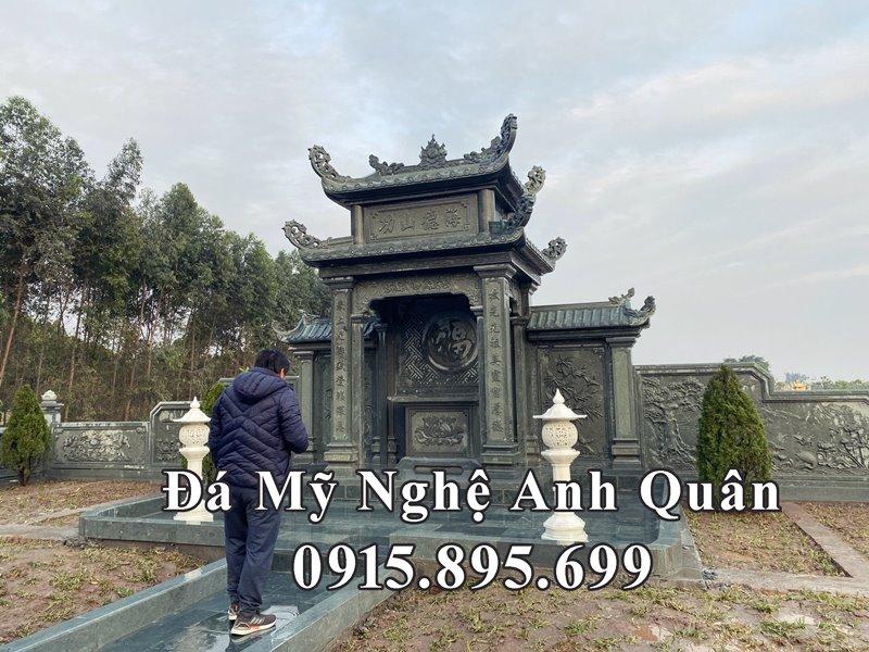 Khu Lang mo da Phong thuy sau sac