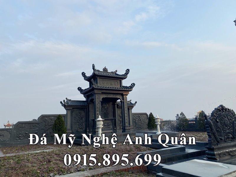 Xây dựng Lăng Mộ đá đẹp tri ân đấng sinh thành của người con Họ Mai tại Ý Yên, Nam Định