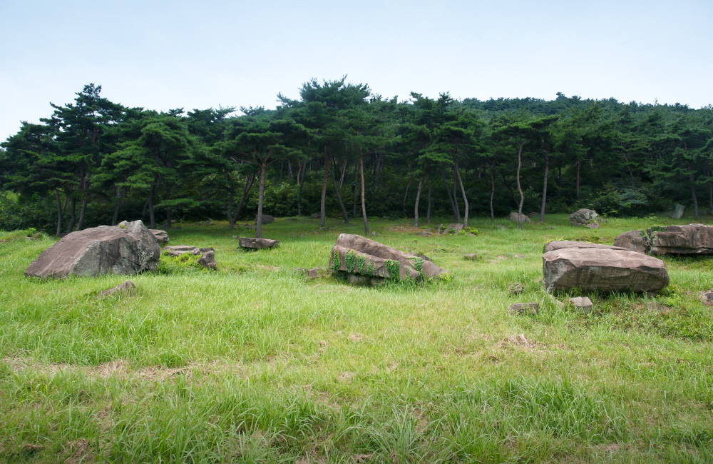 Di tích Mộ đá Gochang