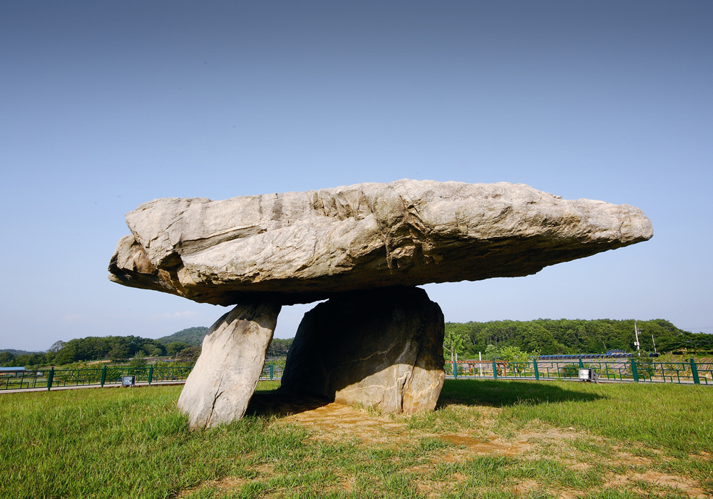 Di tích mộ đá Ganghwa