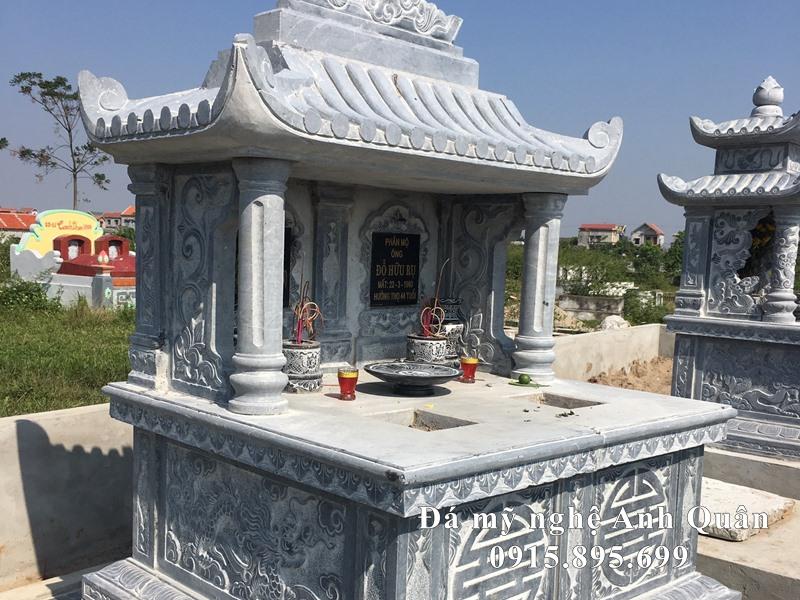 Mau Mo da doi dep - Mo doi da Ninh Binh