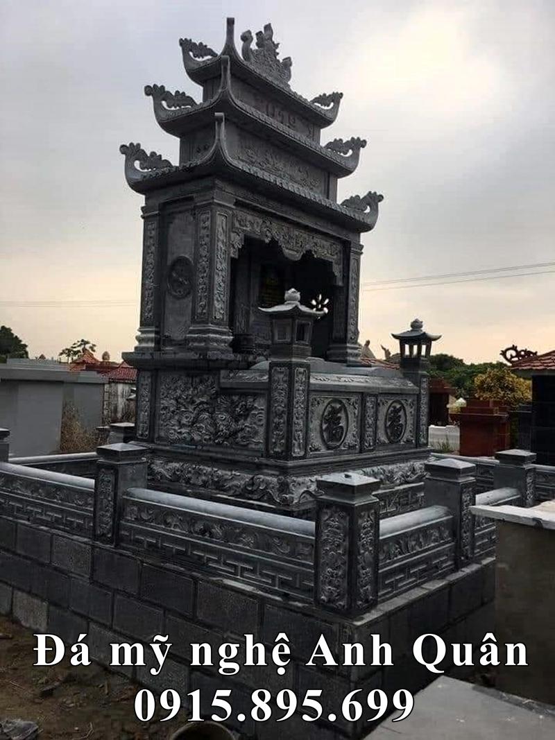 Mau Mo doi da xanh reu dep Ninh Binh