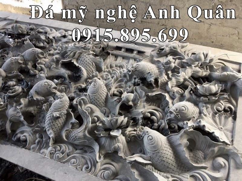 Tranh SEN Ca Chep cao cap tai NInh Binh