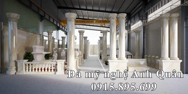 Xuong Da che tac Cot da Lau dai - Biet thu Anh Quan Ninh Binh